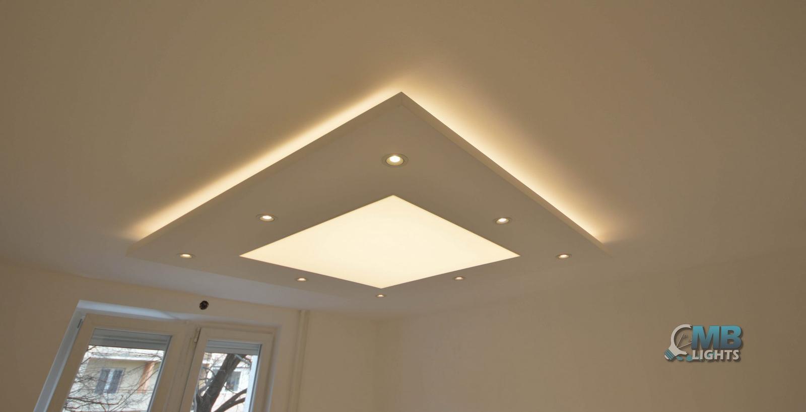 Napínaný svetelný strop - Obrázok č. 2