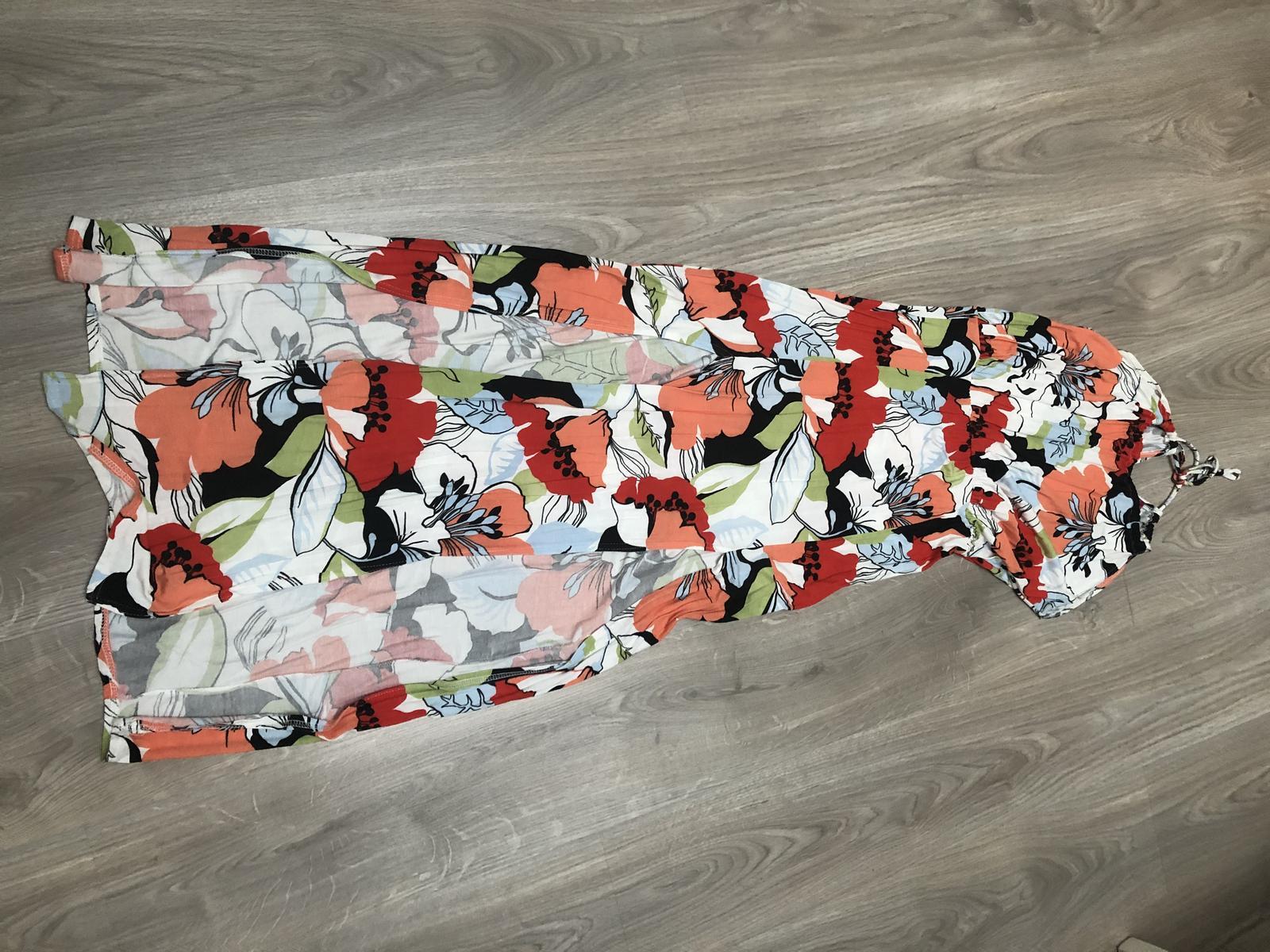 Letné dlhé šaty - Obrázok č. 1