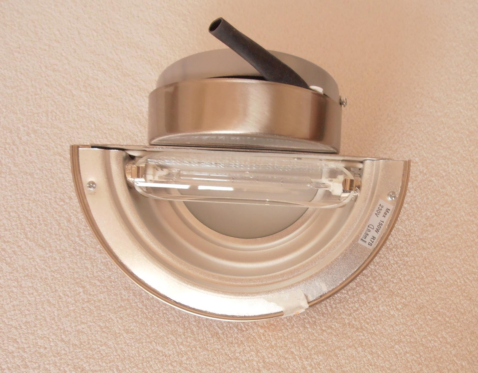 Nástenná lampa - Obrázok č. 2