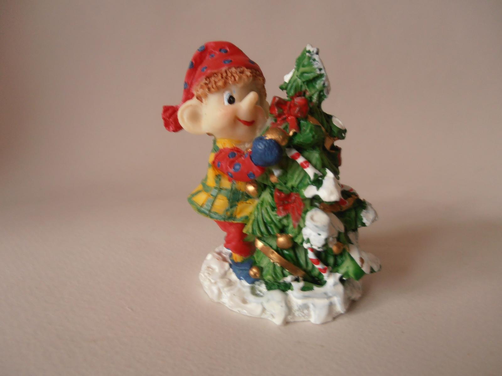 Vianočné ozdoby a dekorácie  - Obrázok č. 1