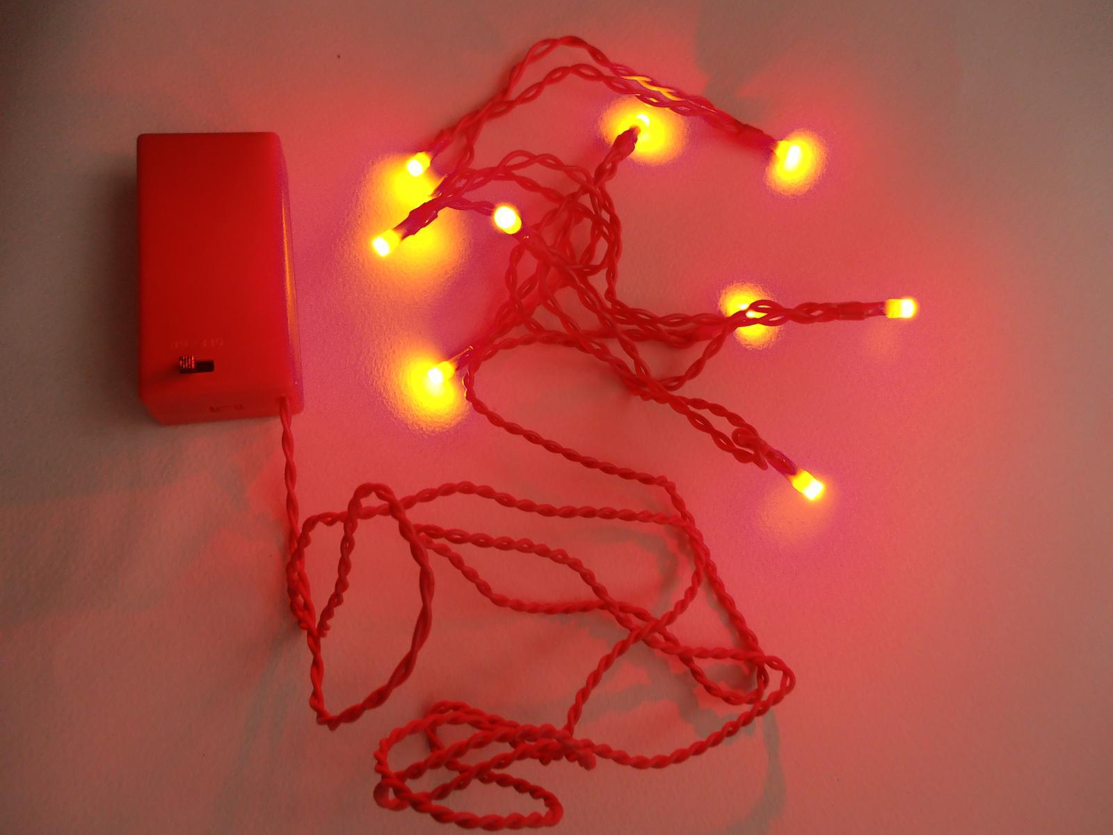 Svetielka Ikea - Obrázok č. 1