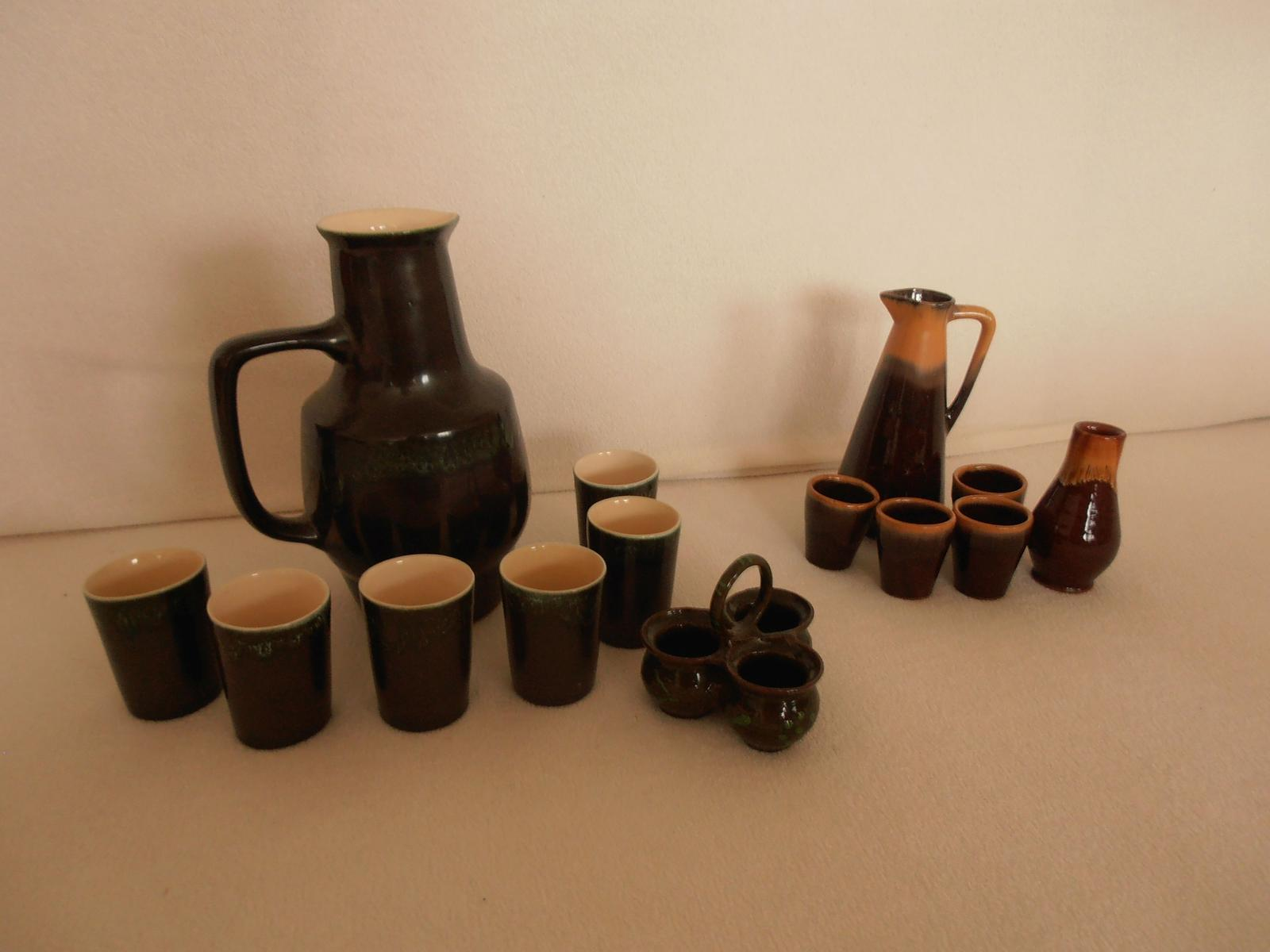 Keramické nápojové súpravy - Obrázok č. 1