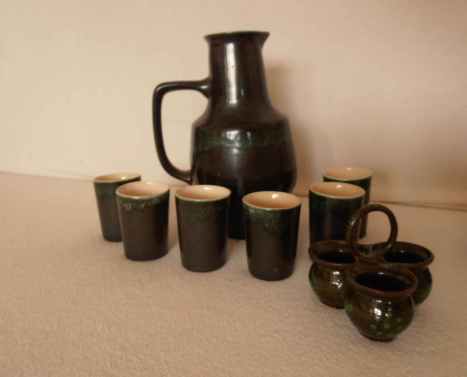 Keramické nápojové súpravy - Obrázok č. 2