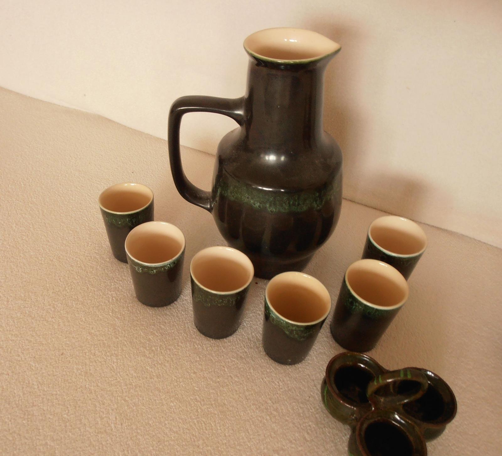 Keramické nápojové súpravy - Obrázok č. 3