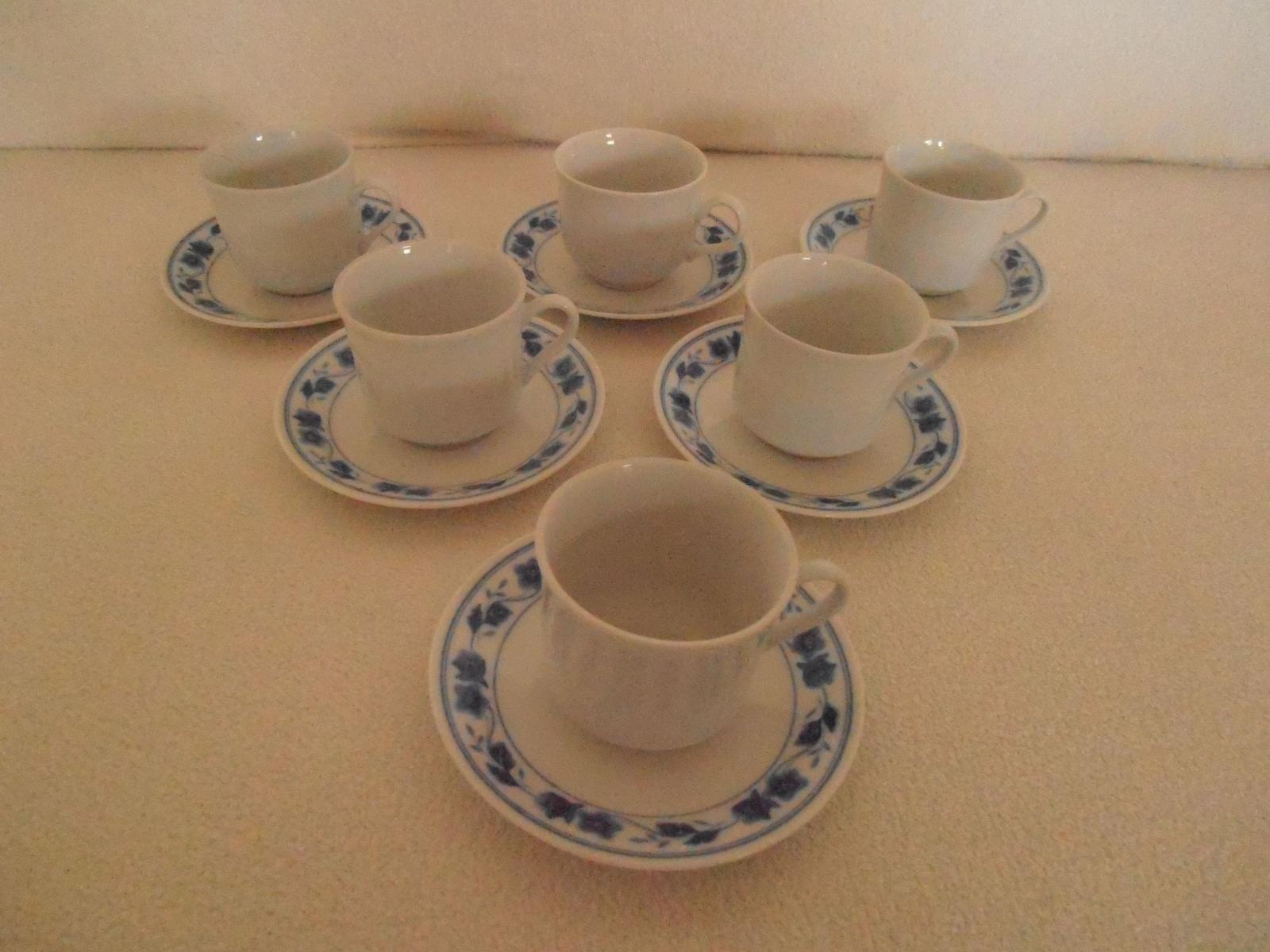 Šálky na kávu - Obrázok č. 1