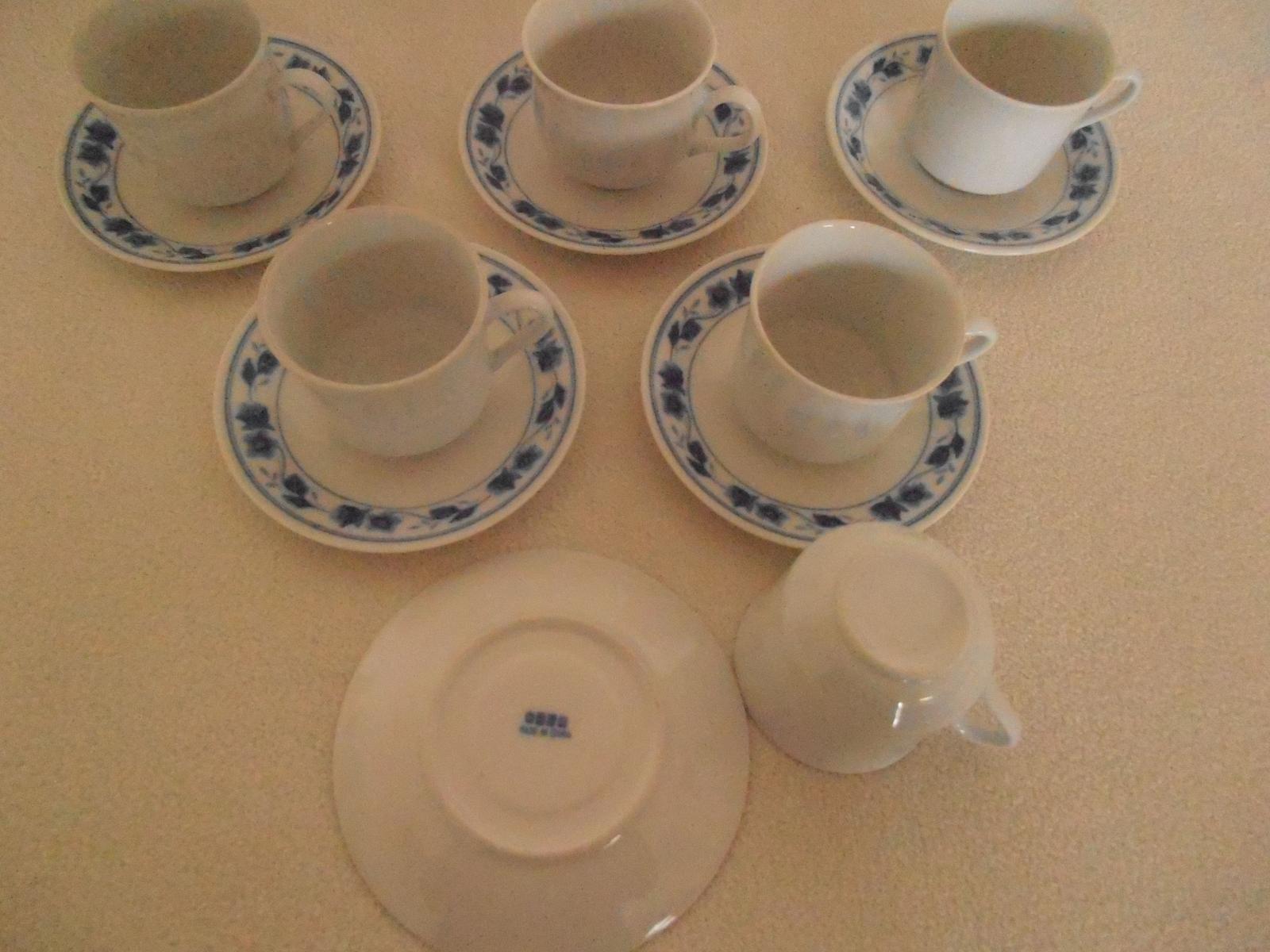 Šálky na kávu - Obrázok č. 2