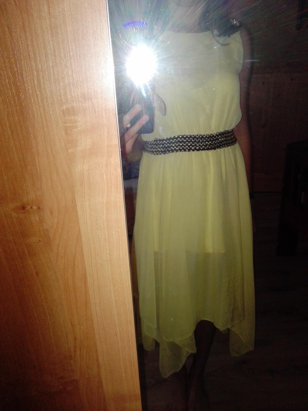 luxusné šaty  - Obrázok č. 2