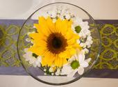 vázy na stoly,