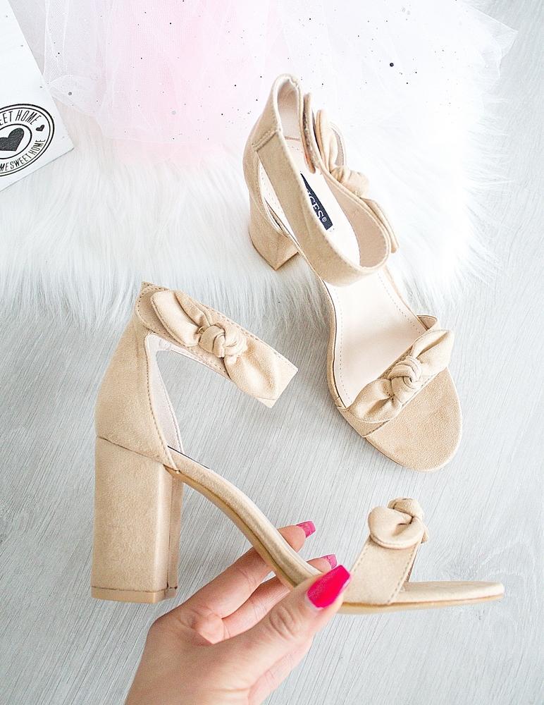 bežové sandálky - Obrázok č. 1