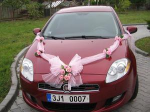 moje auti :-)