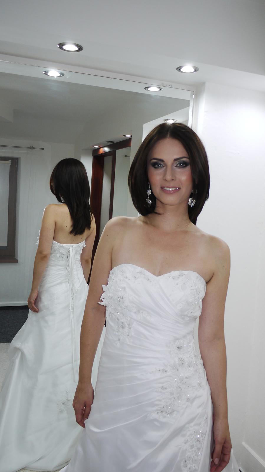 Svatební šaty La Toscana - Obrázek č. 1