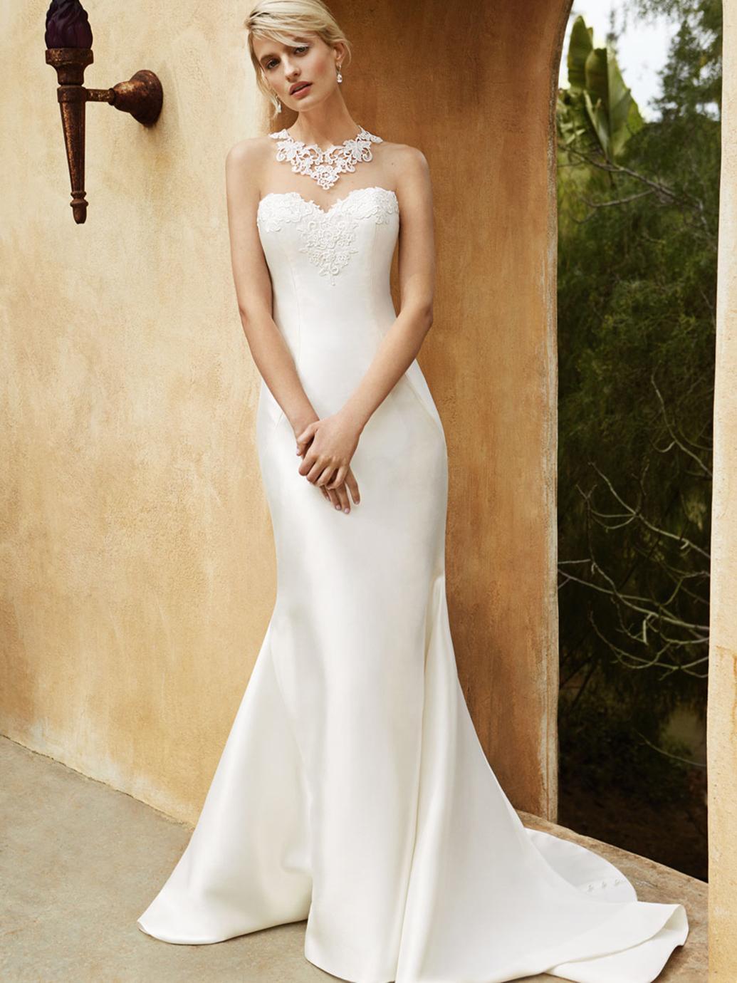 ENZOANI svatební šaty - Obrázek č. 2
