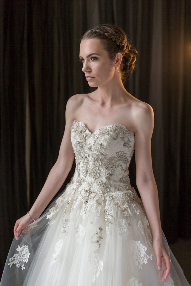 Luxusní svatení šaty ENZOANI - Obrázek č. 4
