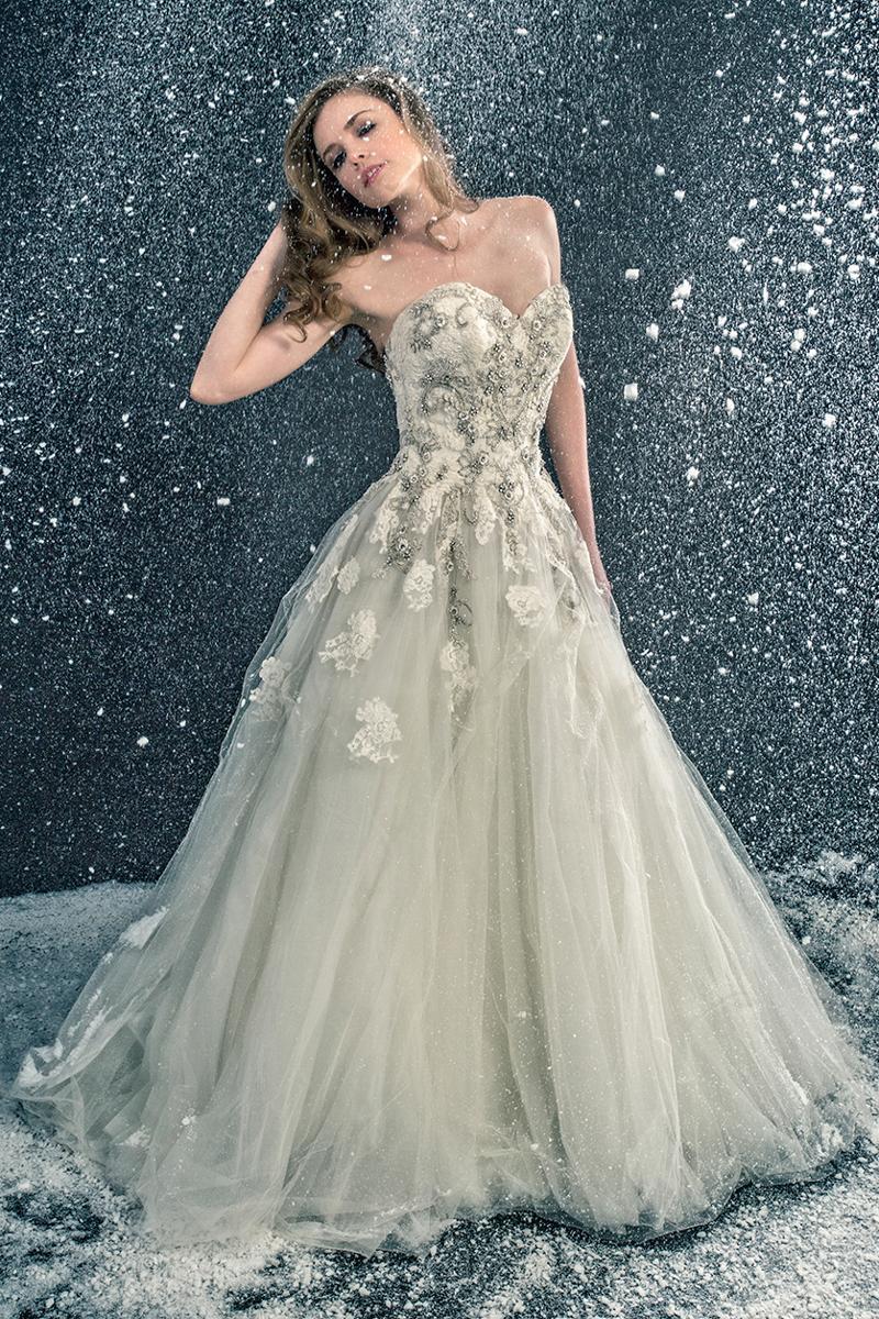 Luxusní svatení šaty ENZOANI - Obrázek č. 3