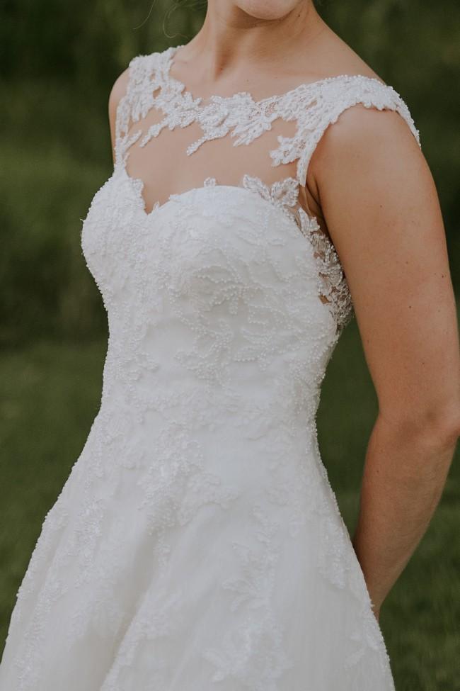 Prodej svatebních šatů ENZOANI - Obrázek č. 1