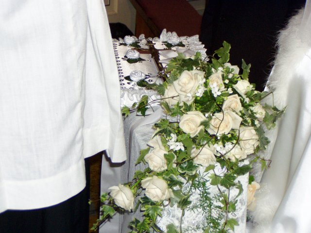 Elena Babicová{{_AND_}}Roman Kotora - svadobná kytica