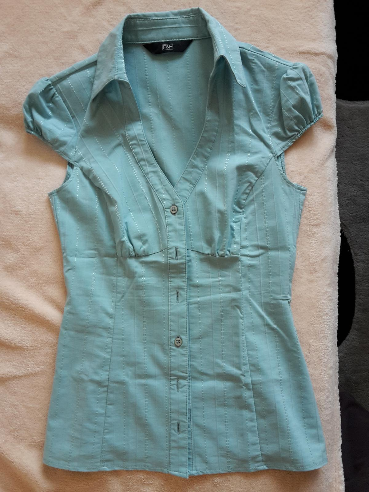 nenosena bluzocka - Obrázok č. 1