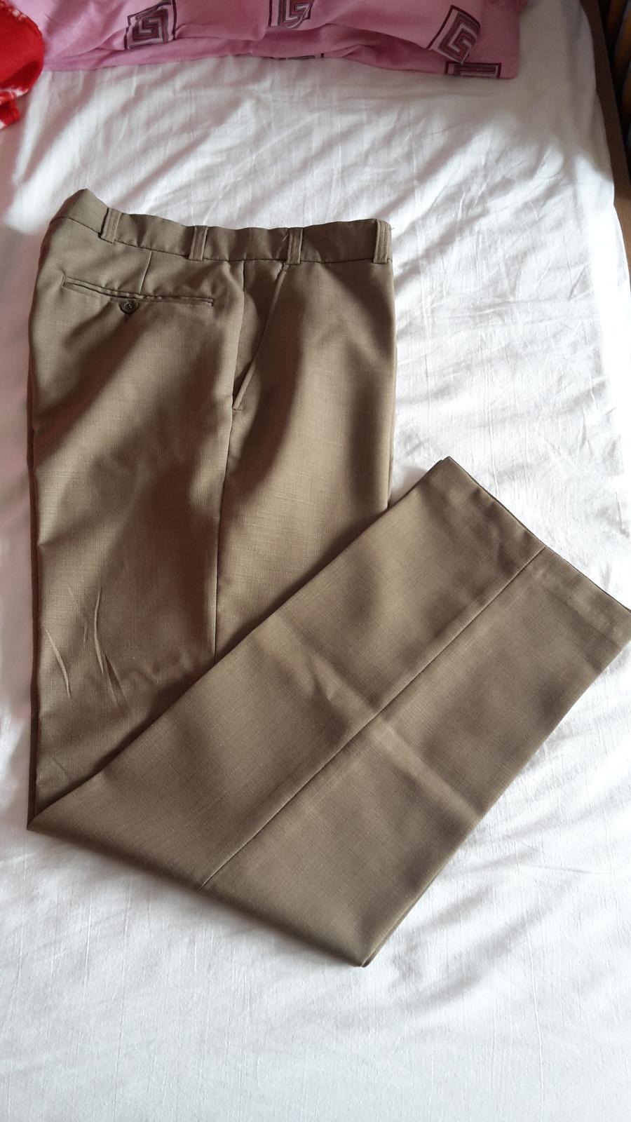 Nenosene panske nohavice - Obrázok č. 1
