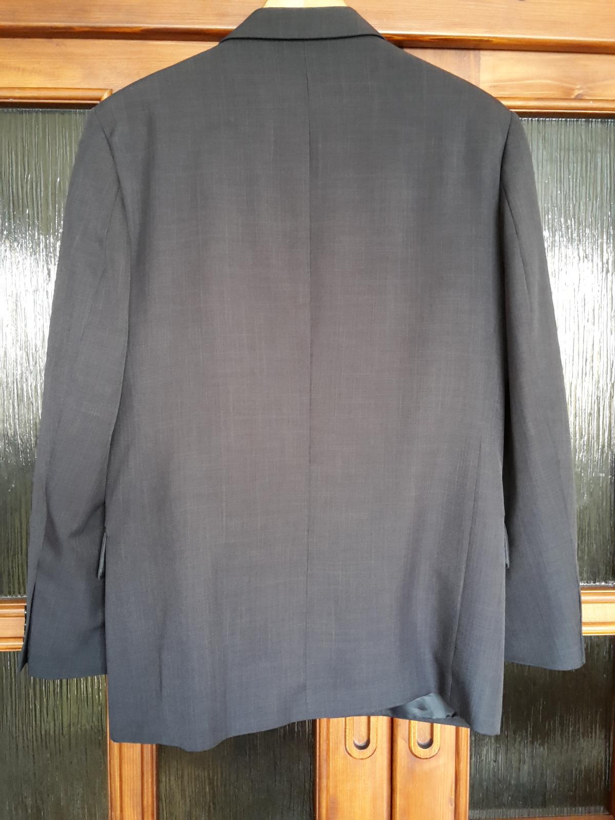 Pansky oblek vel. 48 - Obrázok č. 2