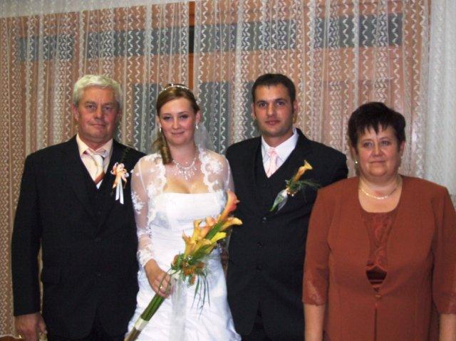 Martinka{{_AND_}}Marek - rodičia nevestičky