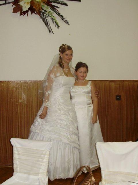 Martinka{{_AND_}}Marek - Ja s našou družičkou Dominikou