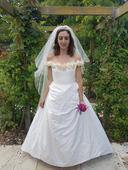 Hedvábné šaty Catherine Rayner, 38