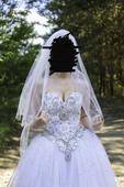 Svadobné šaty značky Natasha Azaryi, 38