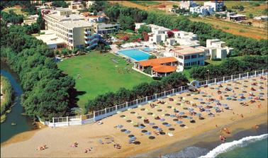Keby nás niekto hľadal 21. 06. 2006, tak sa opalujeme na tejto pláži na Kréte.