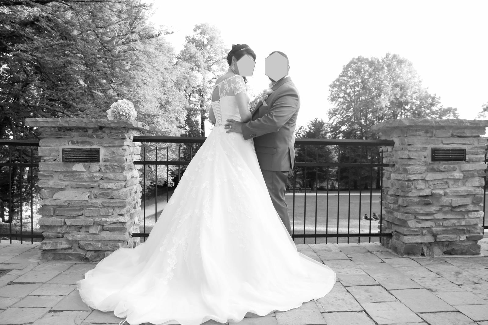 Romantické svadobné šatičky - Obrázok č. 3