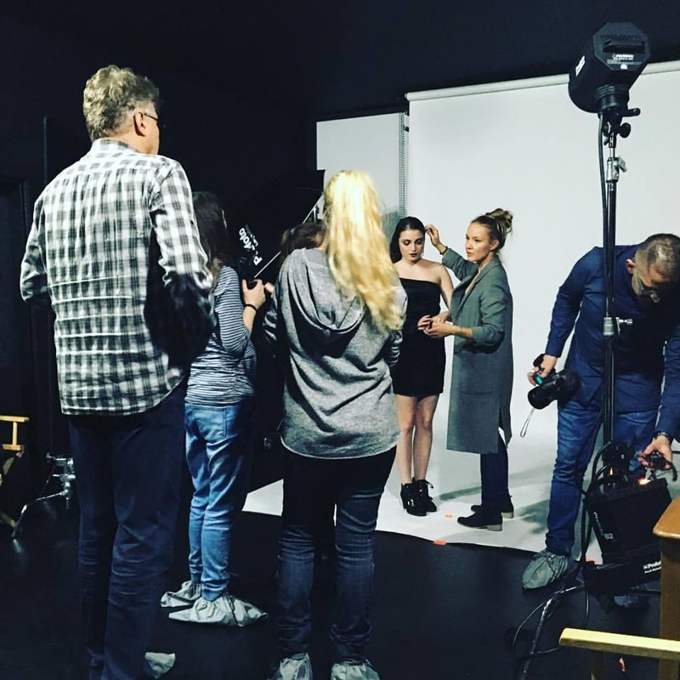 beebeauty - školení pro brněnskou fotografickou školu, téma fotobooky pro modelky aneb jak na kvalitní fotomakeup ;)