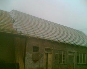 strecha je prikrytá