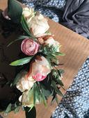 Kvetinový venček od Magaela - nenosený,
