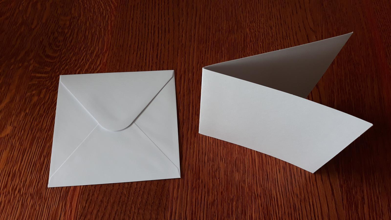 obálky + karty - Obrázok č. 2