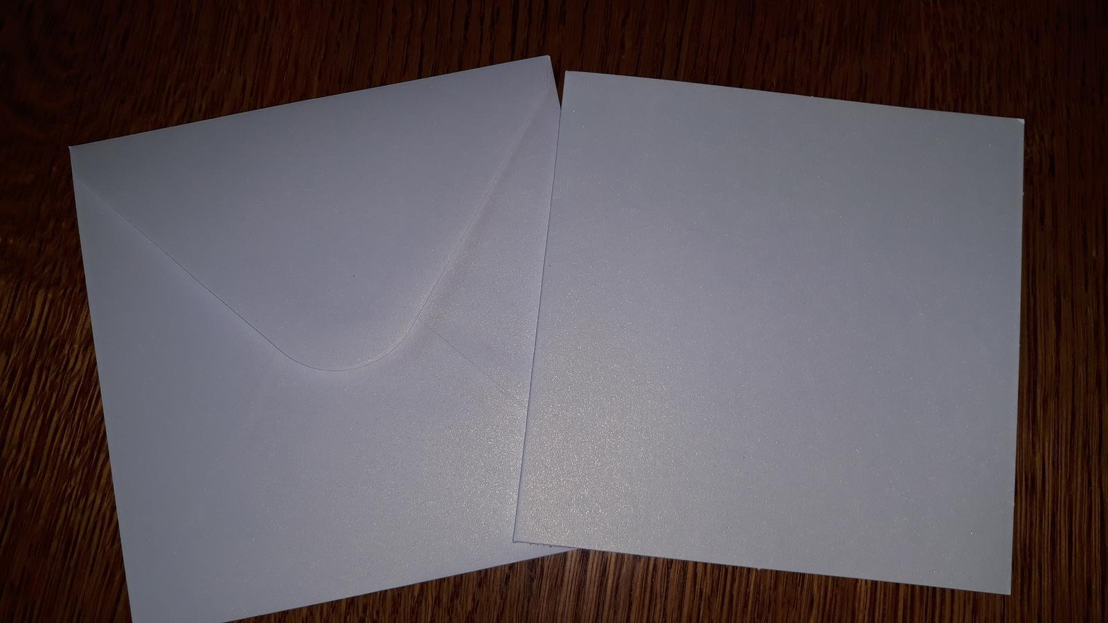 obálky + karty - Obrázok č. 3
