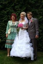 Fotečka s mojí sestrou Kristýnkou :-)