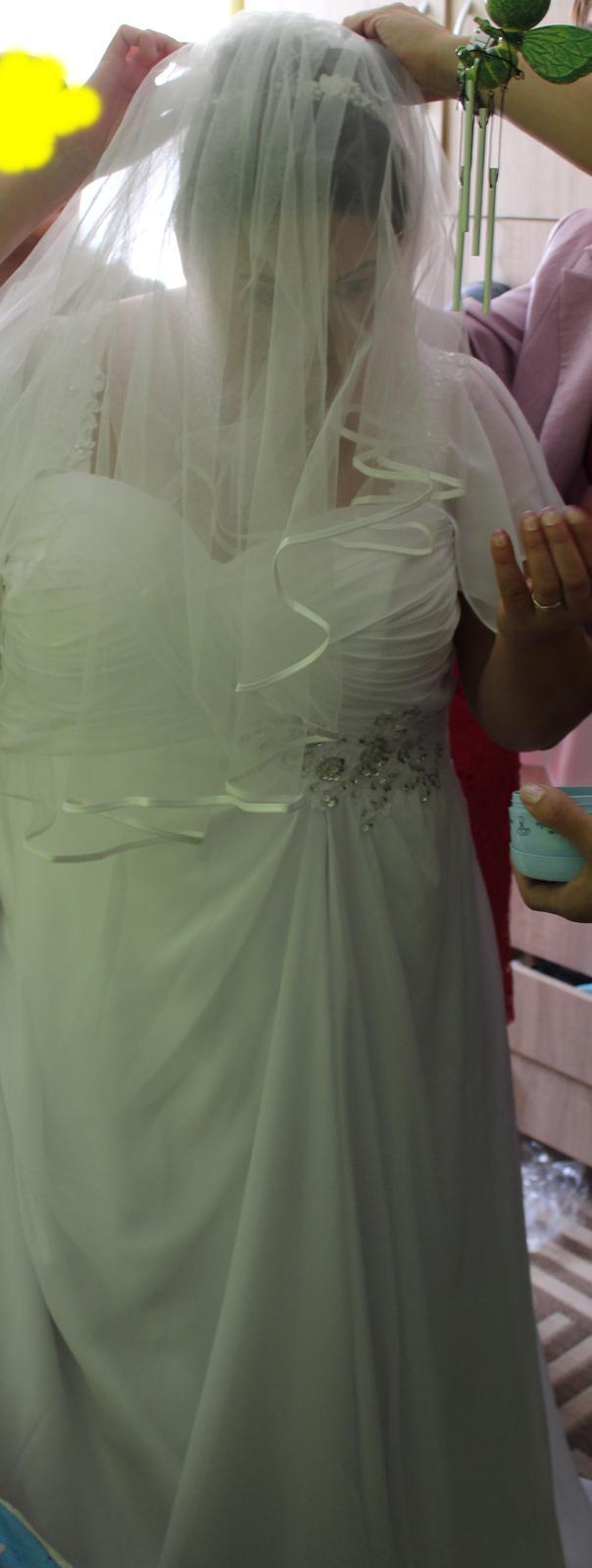 svadobné šaty 52 - Obrázok č. 1
