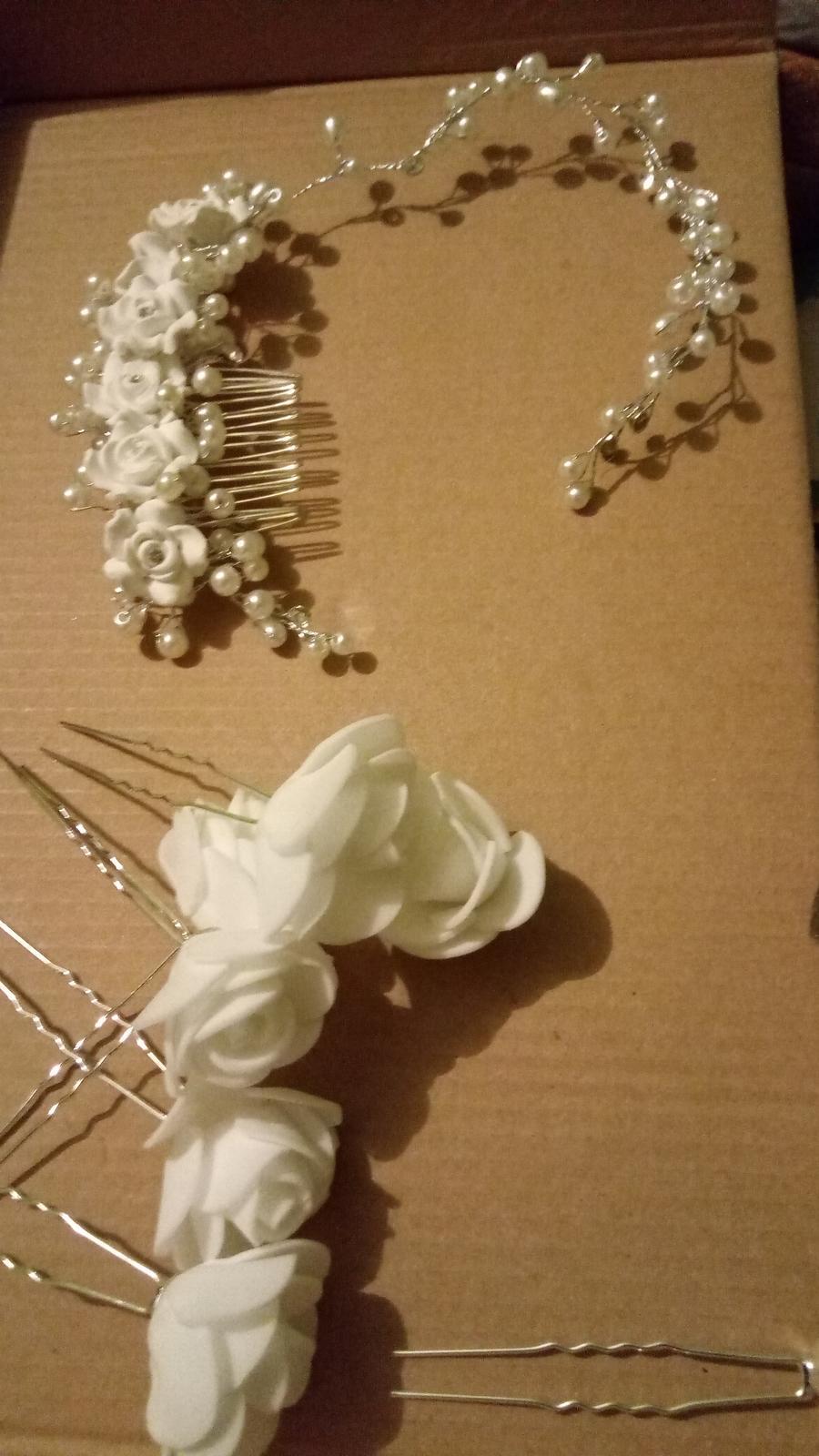 svadobné šaty 52 - Obrázok č. 4