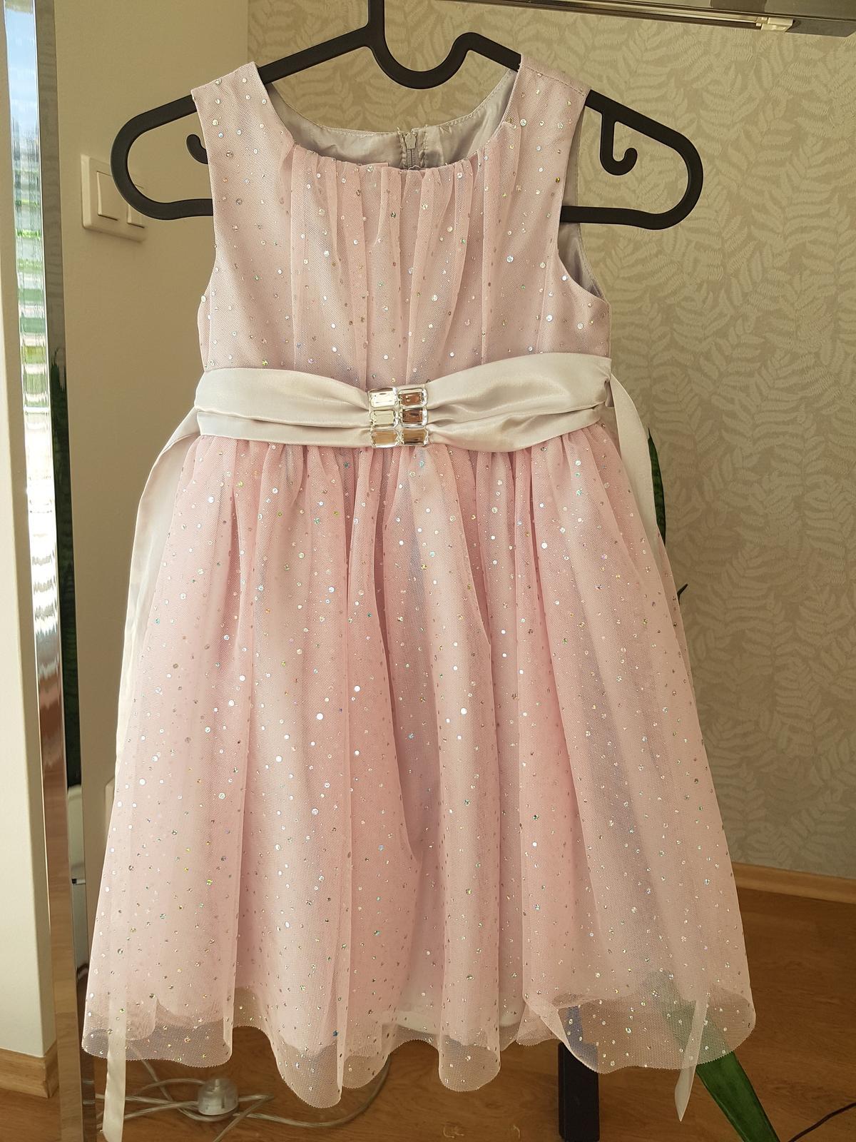 Prodám šaty pro družičku z 5th Avenvue - Obrázek č. 1