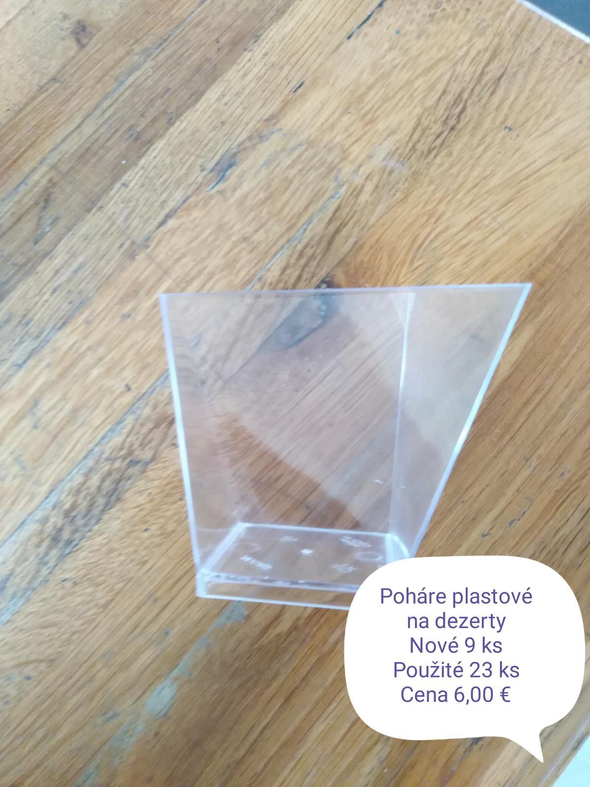 Poháre na dezerty - Obrázok č. 1