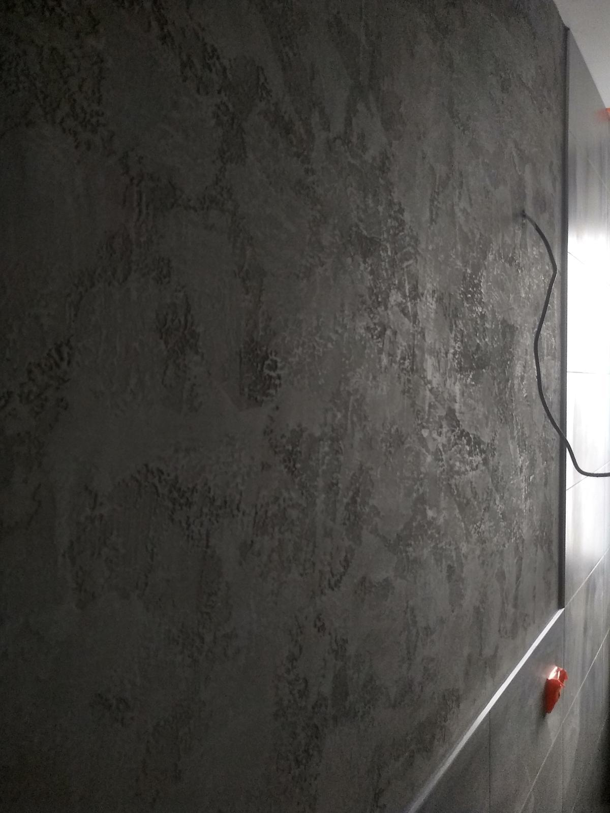 Dekoratívne omietky (betónové) - Obrázok č. 1