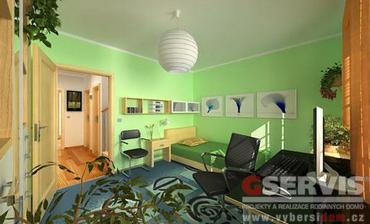 hosťovská spodná izba