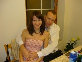 Martinka a Radko 4.9.2010 - A toto sme MY
