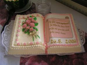 druhý dortík pro druhou maminku