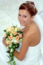 hezká nevěsta