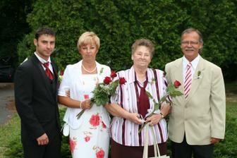A manželova rodina