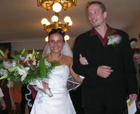 ...manželé GLISTOVI...