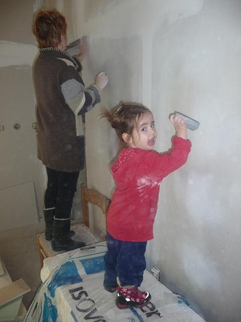 Náš dom :) - čo by sme bez takejto pomoci robili :)