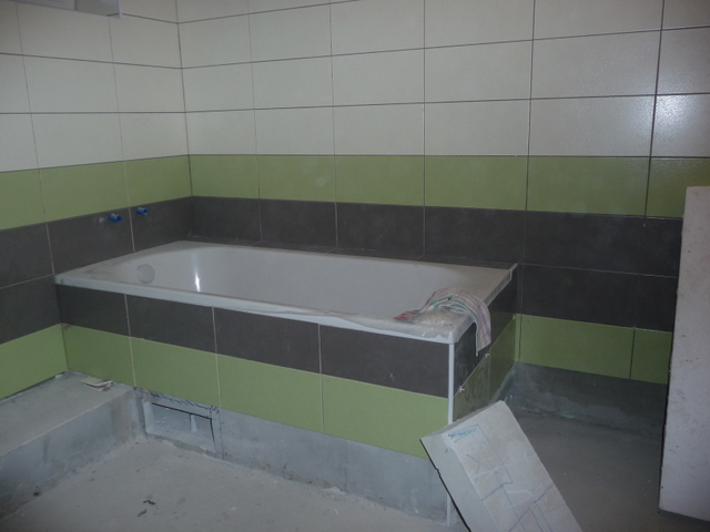 Náš dom :) - v kúpeľni kus roboty spravenej