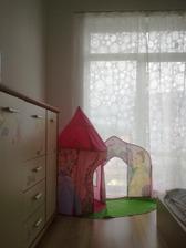 miestečko pre deti v spálni