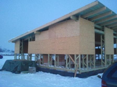 Náš dom :) - na západe čosi nového